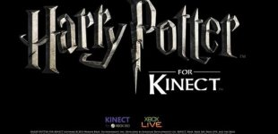 Harry Potter For Kinect. Видео #2