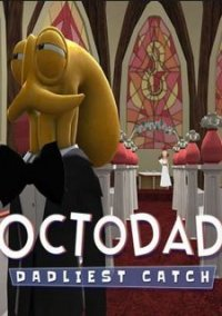 Обложка Octodad: Dadliest Catch