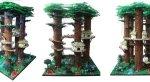 Фанат Star Wars построил собственную деревню эвоков - Изображение 6