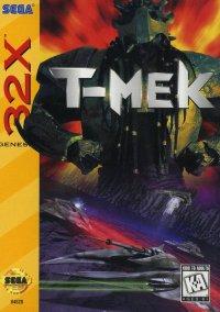 Обложка T-Mek