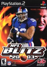 Обложка NFL Blitz 20-03