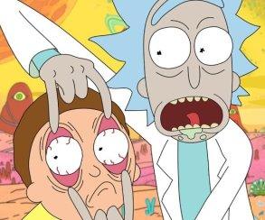 Рик иМорти исследуют мультивселенную под «кислотой» вмини-эпизоде