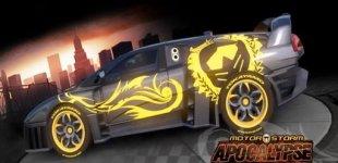 Motorstorm: Apocalypse. Видео #2
