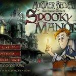 Скриншот Mortimer Beckett and the Secrets of Spooky Manor – Изображение 2