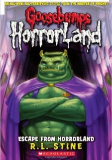 Goosebumps: Escape from Horrorland