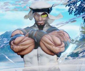 Рашид – новый боец Street Fighter 5