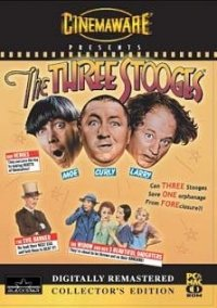 Обложка The Three Stooges Digitally Remastered Collector's Edition