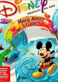 Обложка Disney's Magic Artist Studio