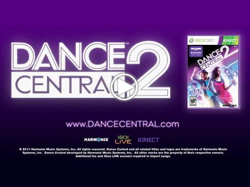 Dance Central 2 - E3 2011. Презентация