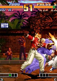 Обложка The King of Fighters '97