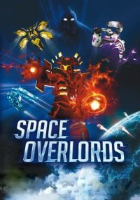 Обложка Space Overlords