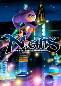 Обложка NiGHTS Into Dreams