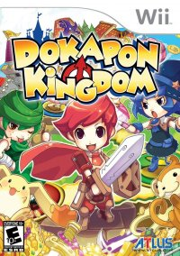 Обложка Dokapon Kingdom