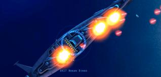 Defect. Демонстрация создания космических кораблей
