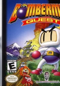 Обложка Bomberman Quest