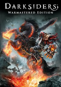 Darksiders: Warmastered Edition – фото обложки игры