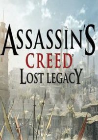 Обложка Assassin's Creed: Lost Legacy