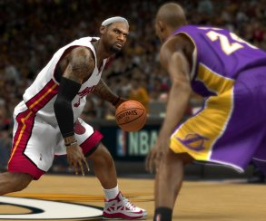 Опубликован трейлер NBA 2K14 для PlayStation 4