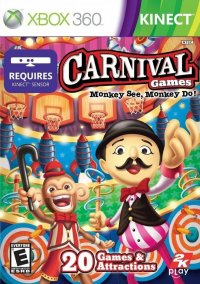 Carnival Games: Monkey See, Monkey Do – фото обложки игры