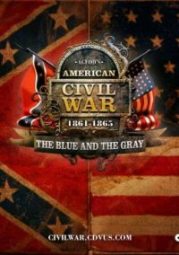 Обложка AGEod's American Civil War: 1861-1865 – The Blue and the Gray