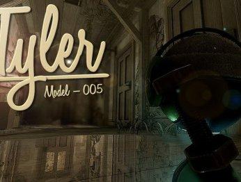 Tyler: Model 005. Тизер - трейлер
