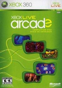 Обложка XBOX Live Arcade Compilation Disc