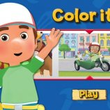 Скриншот Handy Manny Workshop