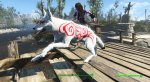 Мод к Fallout 4 делает из Псины японскую богиню солнца - Изображение 2