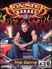 Monster Garage: The Game – фото обложки игры