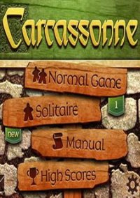 Обложка Carcassonne