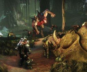 Голиаф охотится на охотников в трейлере Evolve