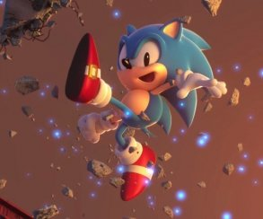 Gotta GoFast! Новый геймплейный ролик Sonic Mania