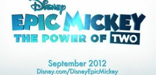 Epic Mickey 2: The Power of Two. Видео #2