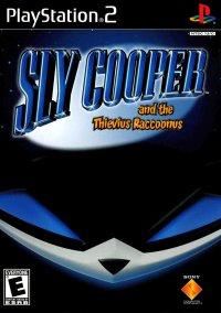 Обложка Sly Cooper and the Thievius Raccoonus