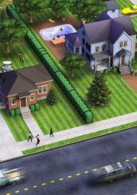 Обложка Simsville