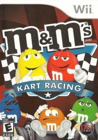 Обложка M&M's Kart Racing