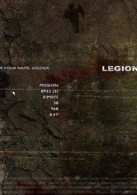 Обложка Legion of Man
