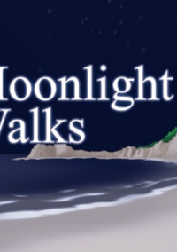 Обложка Moonlight Walks