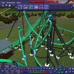 Скриншот Hyper Rails: Advanced 3D Roller Coaster Design – Изображение 19