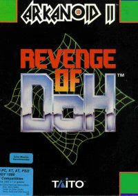 Обложка Arkanoid: Revenge of Doh