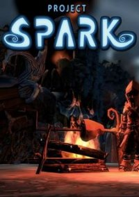 Обложка Project Spark