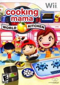 Cooking Mama: World Kitchen – фото обложки игры