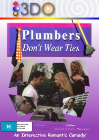 Обложка Plumbers Don't Wear Ties