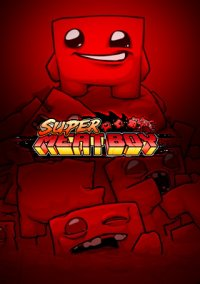 Обложка Super Meat Boy