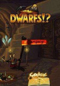 Обложка Dwarfs!?