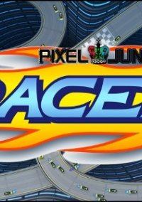 Обложка PixelJunk Racers