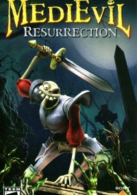 Обложка MediEvil: Resurrection
