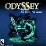 Обложка Odyssey: The Search for Ulysses