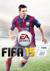 Обложка FIFA 15