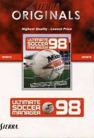Обложка Ultimate Soccer Manager 98-99
